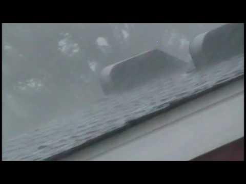 Storm Damaged Roof Louisville