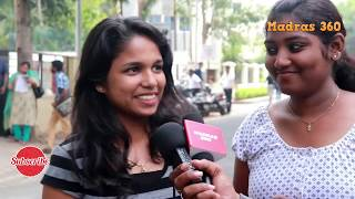 Who Is Really Happy On Valentine's Day ? Why? Singles vs Committed - Chennai Girls Version