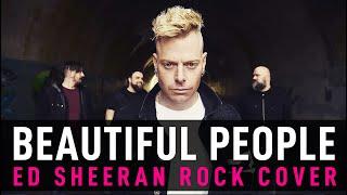 Gambar cover Ed Sheeran - Beautiful People (feat. Khalid) (Maddison Cover)