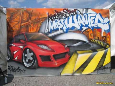 Need For Speed Most Wanted Mash up