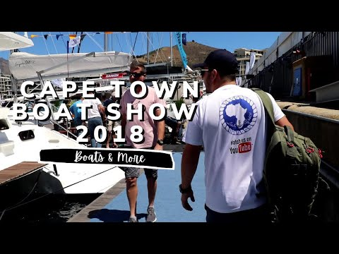 Cape Town International Boat Show!! [Yacht Refit & Restoration Week 42] (Ep.50)