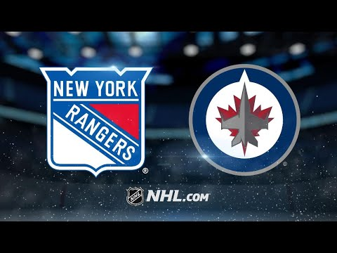 Vesey lifts Rangers past Jets in return, 3-1