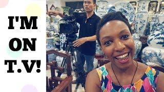 I'M ON VIETNAMESE TV! | charlycheer