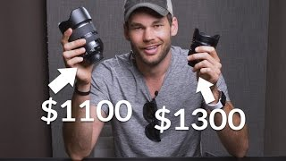 Why Do Micro 4/3 Lenses Cost So Much??