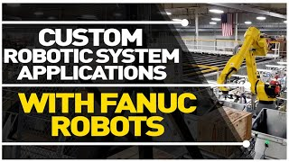 Custom Robotic Applications, Courtesy of Control System Technology