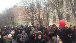 Митинг в поддержку забастовки избирателей в Смоленске