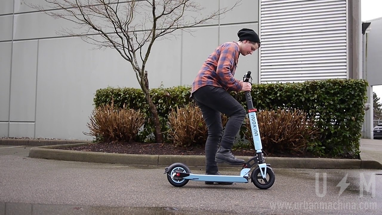 Understanding Your Electric Scooter Youtube