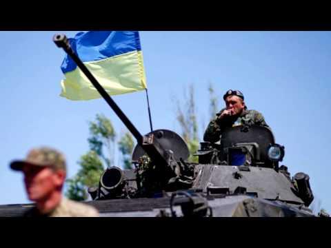 Радиоперехват украинских танкистов.