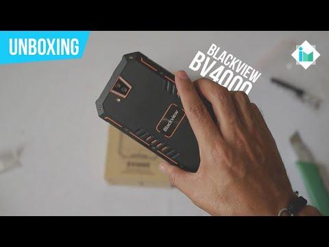Blackview BV4000 - Unboxing en español thumbnail