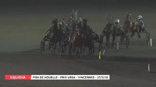 Vidéo de la course PMU PRIX URSA