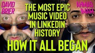 LinkedIn's Viral Music Video   How It All Began
