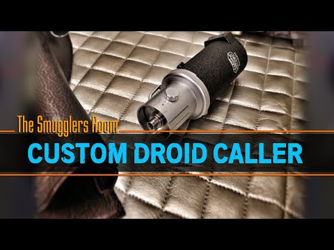 How to Build a Star Wars Droid Caller - May The 4th Be With You!