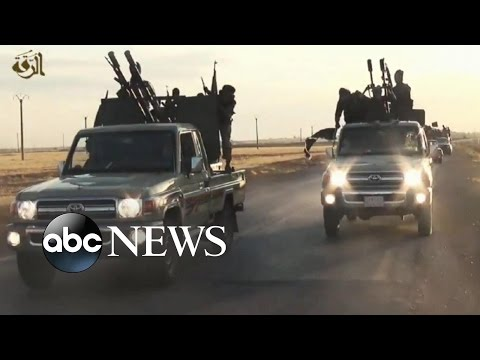 Officials: How Did ISIS Get So Many Toyotas?