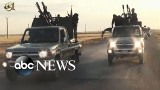 Officials: How Did ISIS Get So Many Toyotas? thumbnail