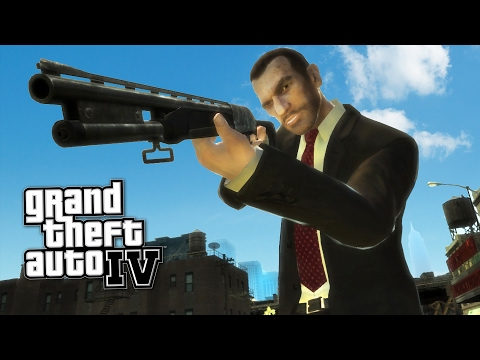 REVOLUTION!! (GTA IV, Part 3 Walkthrough)