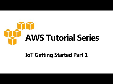 IoT (Internet Of Things) Getting Started - Part 1