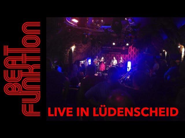 BEAT FUNKTION - PUGNOSE : Live in Lüdenscheid