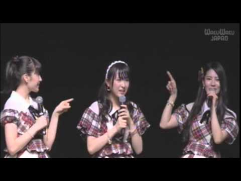 【MC】Valentine's Day / AKB48 x JKT48 Concert @WakuWakuJapan (Extended Version)
