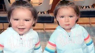 La hija de Brandon Peniche, Alessia pasa tiernos momentos con sus abuelas Gaby Ortiz y Sharis Cid