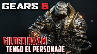 GEARS 5 | Acceso anticipado a Gilded Raam y Phantom Black!!