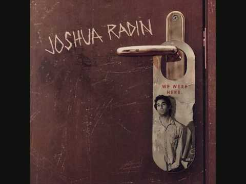 Joshua Radin - Everything'll Be Alright