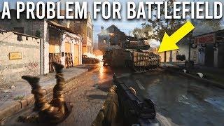 Modern Warfare is a problem for Battlefield