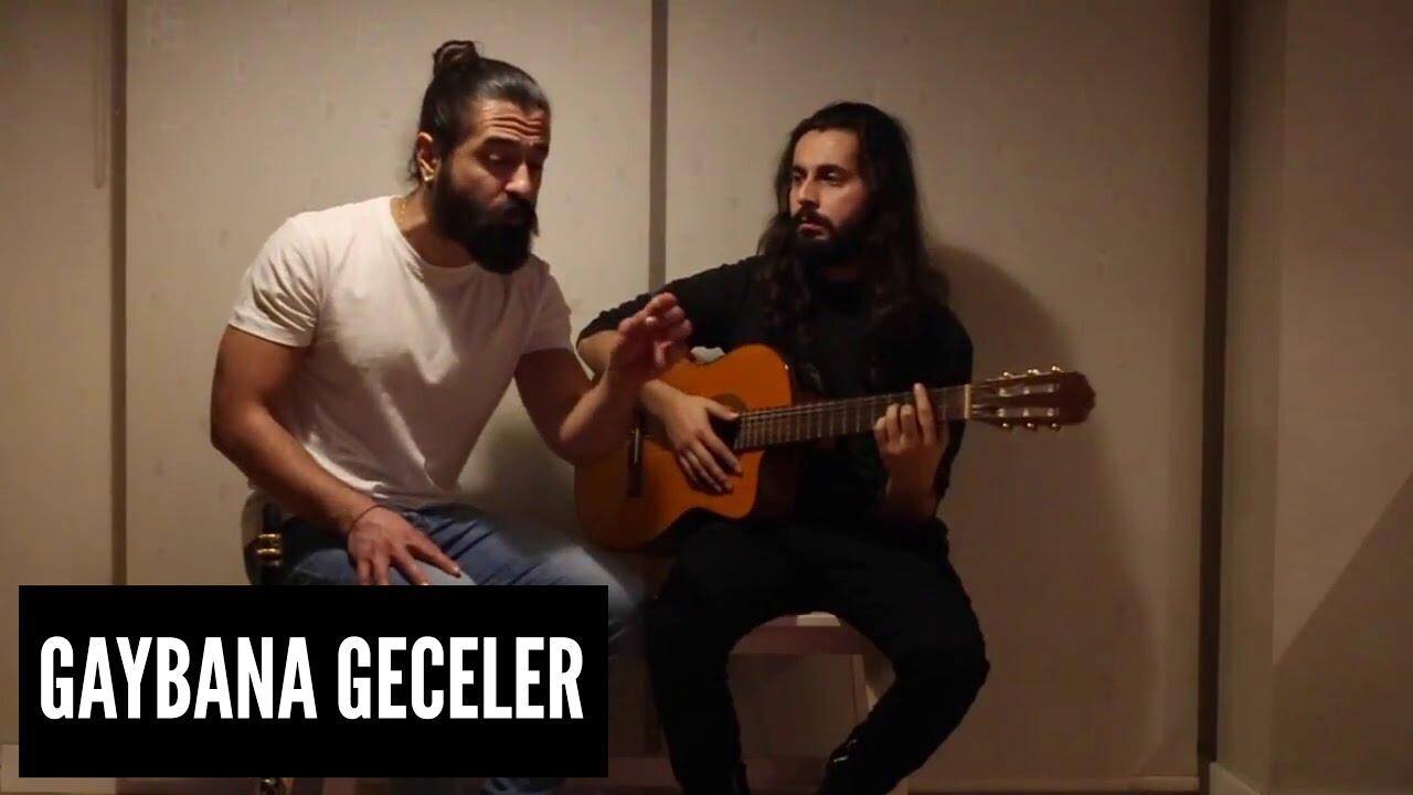 Koray AVCI - Gaybana Geceler (Akustik) / Şarkısı Dinle