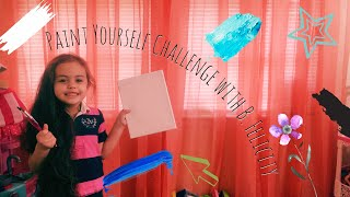 Paint Yourself Challenge With B. Felicity
