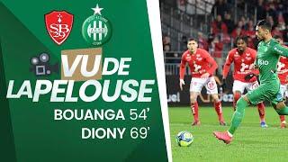 VIDEO: Stade Brestois 3-2 ASSE : les buts vus de la pelouse