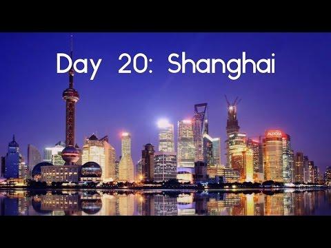 Asia Trip 2017: Day 20 (Shanghai, China)
