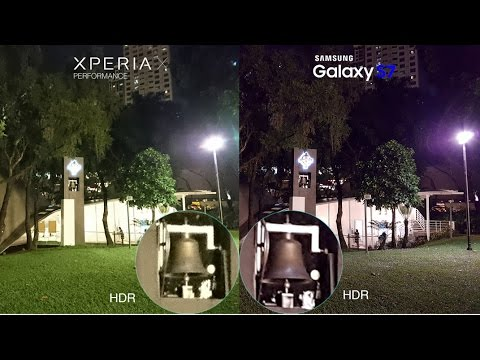 Sony Xperia X Performance Video Clips