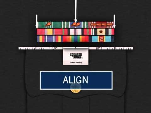 Us Army Ribbon Stick Wmv Youtube