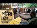 পনির তৈরি করে সফল মাসুমা খানম | কৃষি দিবানিশি | Shykh Seraj |