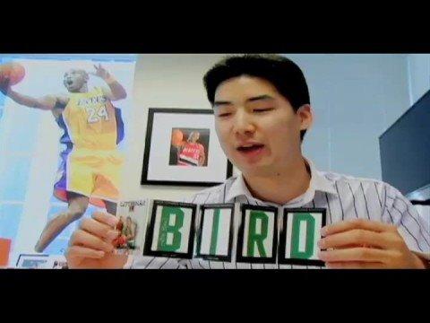 2007-08 Topps Letterman NBA Basketball Cards