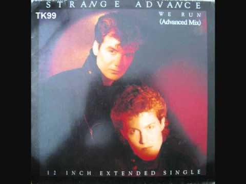 Strange Advance  We Run Advance Mix 1985 Audio