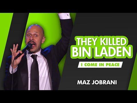 """They Killed Bin Laden"" | Maz Jobrani - I Come in Peace"