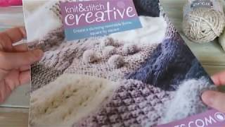 Hi my lovelies, today I thought I would share with you details of a new knitting and crochet magazine that has come out in the UK. It is available online and in UK ...