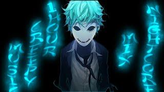 Nightcore 1 Hour Creepy Music Mix *,_,* [NightSama]