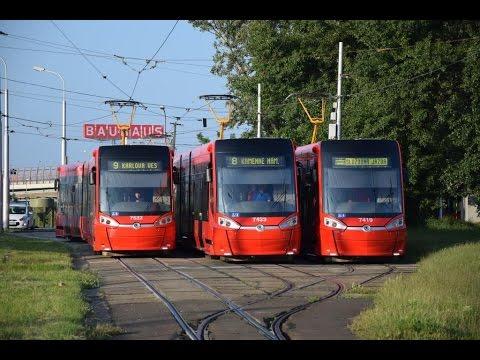 Bratislava, Škoda 29T a Škoda 30T