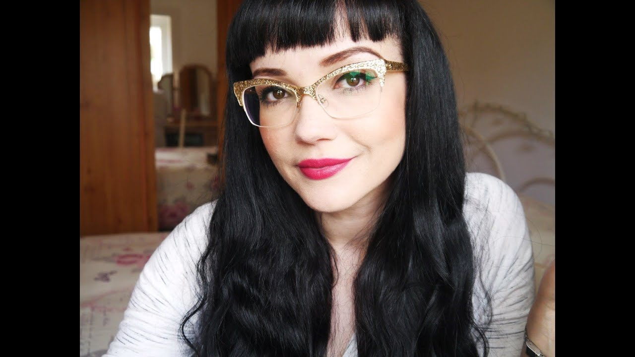 kate spade glitter glasses unboxing and review - Kate Spade Frames