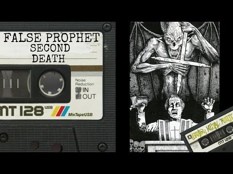 📼False Prophet - Second Death Full Demo 1991📼 For Fans of Early Morbid Angel