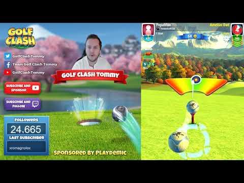 Golf Clash tips, Hole 1 - Par 4, Eagle Peak - Fall Major Tournament - ROOKIE GUIDE!