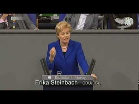 Steinbach: Wo die deutschen Vertriebenen tätig sind, gibt es gutes deutsch-polnisches Miteinander!