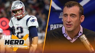 Tom Brady is not going to leave the New England Patriots — Doug Gottlieb | NFL | THE HERD