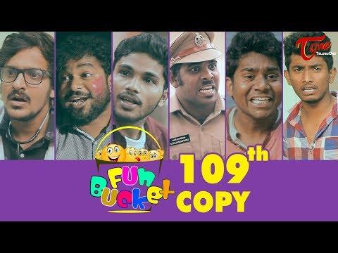 Fun Bucket | 109th Episode | Funny Videos | Harsha Annavarapu | Telugu Comedy Web Series