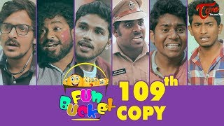 Fun Bucket | 109th Episode | Funny Videos | Harsha Annavarapu | Telugu Comedy Web Series