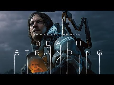 DEATH STRANDING: GAMEPLAY TRAILER OFICIAL/ E3 2018 Sony PS4