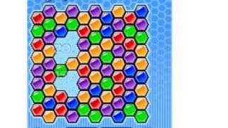 Hexic mobile game trailer