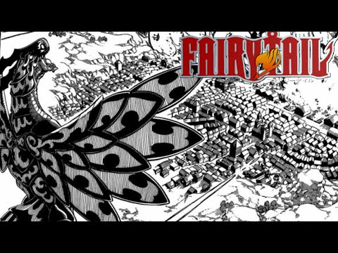 CR: Fairy Tail Ch 542: ACNOLOGIA'S INSTINCTS DESTROYS EVERYTHING, FAIRY SPHERE ABOUT TO START