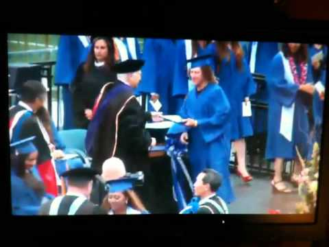 Santa Monica College Graduation Ceremony June 12, 2012